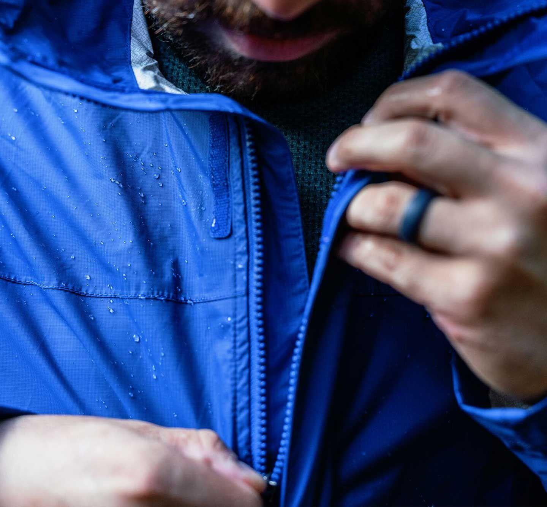 jacket up close