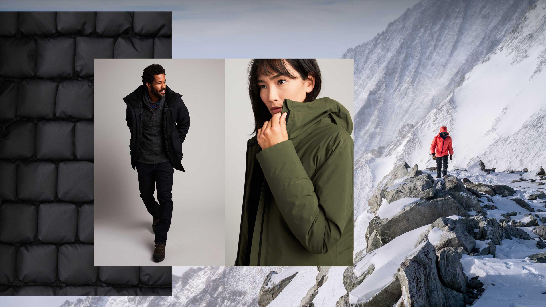 men's & women's outdoor clothing