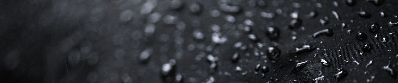 zoom in of waterproof jacket