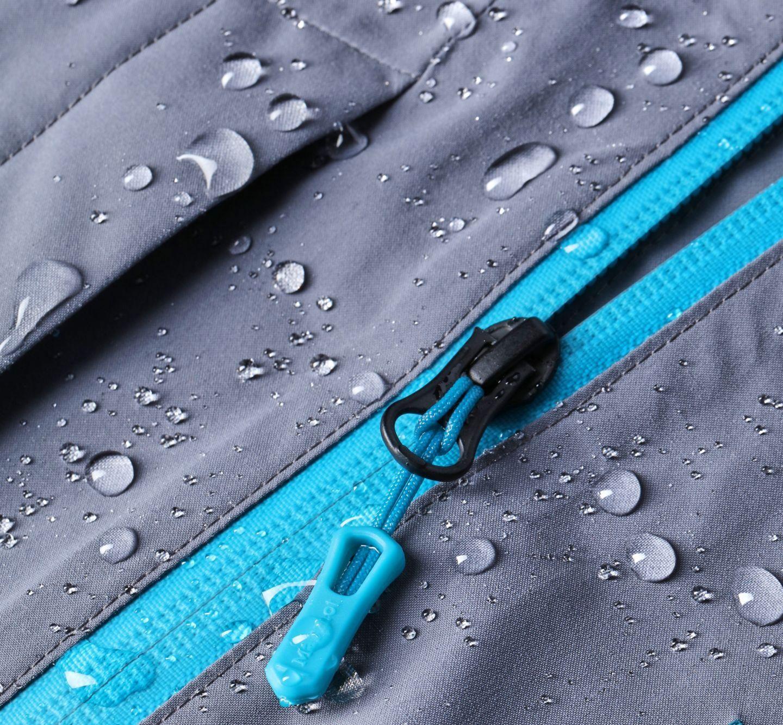 waterproof windbreaker