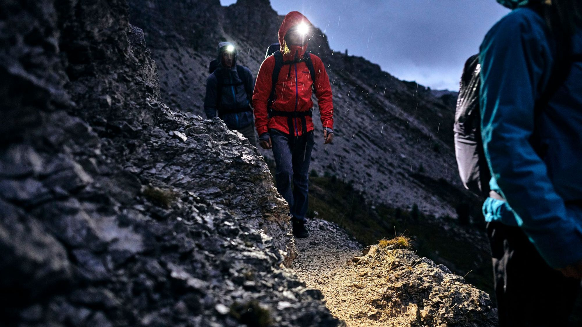 assorted outdoor apparel for winter recreation